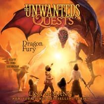 Dragon Fury by Lisa McMann audiobook