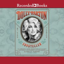 Dolly Parton, Songteller by Dolly Parton audiobook