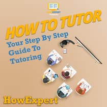 How To Tutor by HowExpert  audiobook