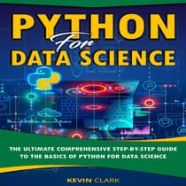 Python For Data Science by Kevin Clark audiobook