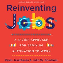 Reinventing Jobs by John W. Boudreau audiobook