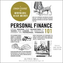 Personal Finance 101 by Alfred Mill audiobook