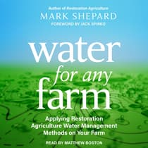 Water for Any Farm by Mark Shepard audiobook