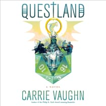 Questland by Carrie Vaughn audiobook
