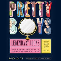 Pretty Boys by David Yi audiobook
