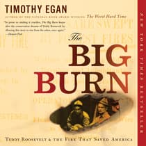 The Big Burn by Timothy Egan audiobook