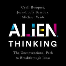 ALIEN Thinking by Michael Wade audiobook