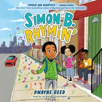 Simon B. Rhymin' by Dwayne Reed audiobook