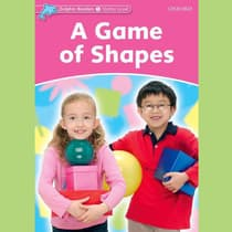 A Game of Shapes by Christine Lindop audiobook