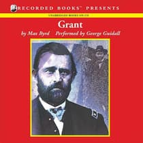 Grant by Max Byrd audiobook