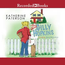 The Great Gilly Hopkins by Katherine Paterson audiobook