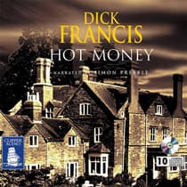 Hot Money by Dick Francis audiobook