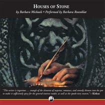 Houses of Stone by Barbara Michaels audiobook