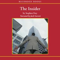 The Insider by Stephen Frey audiobook