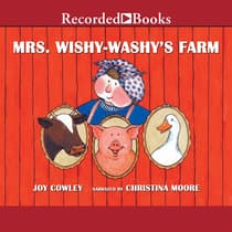 Mrs. Wishy-Washy's Farm by Joy Cowley audiobook
