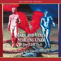 Mars and Venus Starting Over by John Gray audiobook