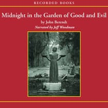 Midnight in the Garden of Good and Evil by John Berendt audiobook