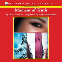 Moment of Truth by Lisa Scottoline audiobook