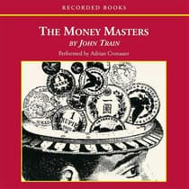 The Money Masters by John Train audiobook