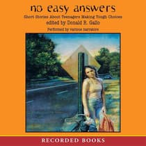 No Easy Answers by Donald R. Gallo audiobook