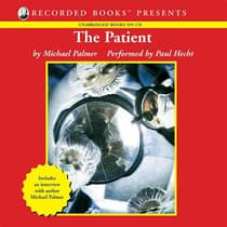 The Patient by Michael Palmer audiobook