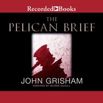 The Pelican Brief by John Grisham audiobook