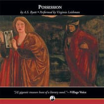 Possession by A. S. Byatt audiobook