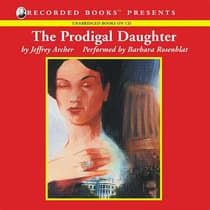 The Prodigal Daughter by Jeffrey Archer audiobook