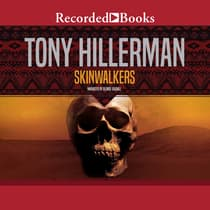 Skinwalkers by Tony Hillerman audiobook