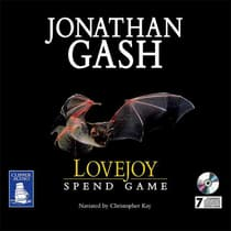 Spend Game by Jonathan Gash audiobook