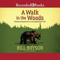 A Walk in the Woods by Bill Bryson audiobook