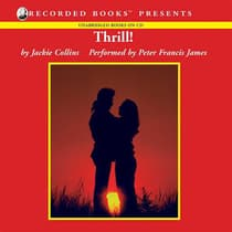 Thrill! by Jackie Collins audiobook