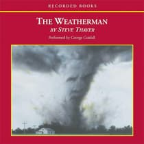 The Weatherman by Steve Thayer audiobook