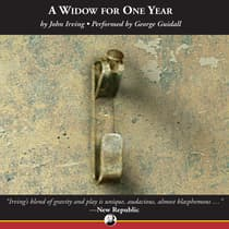 A Widow for One Year by John Irving audiobook