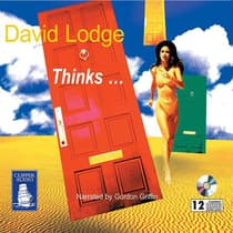 Thinks ... by David Lodge audiobook