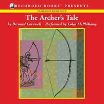The Archer's Tale by Bernard Cornwell audiobook