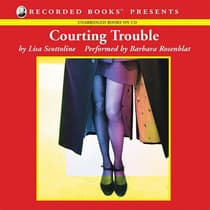 Courting Trouble by Lisa Scottoline audiobook