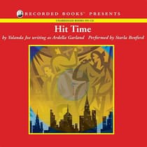 Hit Time by Yolanda Joe audiobook