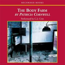 The Body Farm by Patricia Cornwell audiobook