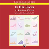 In Her Shoes by Jennifer Weiner audiobook