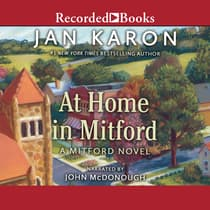 At Home in Mitford by Jan Karon audiobook