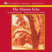 The Distant Echo by Val McDermid audiobook