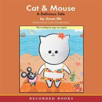 Cat & Mouse by Jiwon Oh audiobook