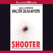 Shooter by Walter Dean Myers audiobook
