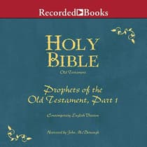 Holy Bible Prophets-Part 1 Volume 14 by Various  audiobook