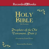 Holy Bible Prophets-Part 3 Volume 16 by Various  audiobook