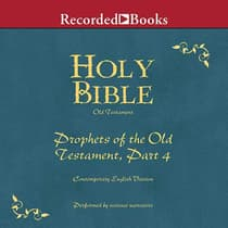 Holy Bible Prophets-Part 4 Volume 17 by Various  audiobook