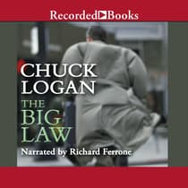 The Big Law by Chuck Logan audiobook