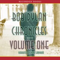 Chronicles: Volume One by Bob Dylan audiobook