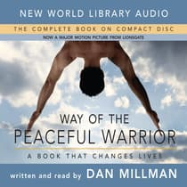 Way of the Peaceful Warrior by Dan Millman audiobook